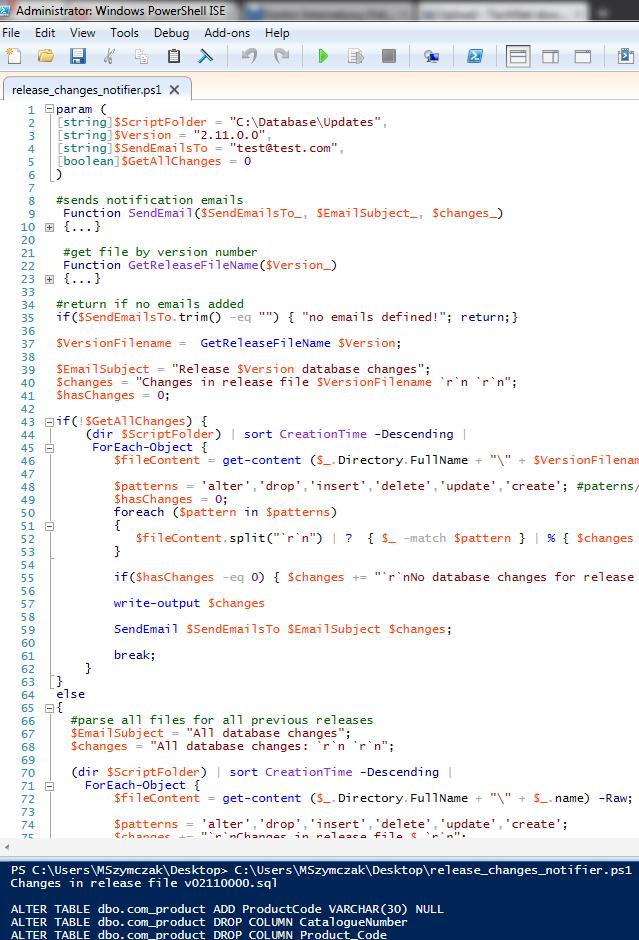 Archive: Scripting | Proxmedia